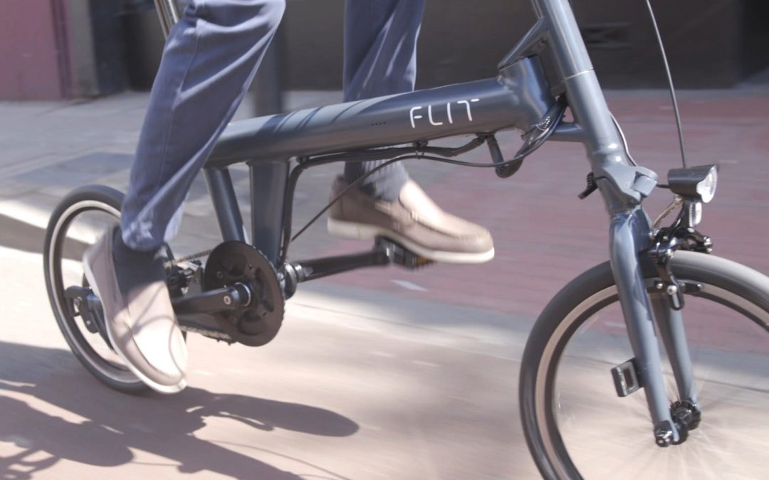 Engineering Stories: Does the FLIT-16 charge as you pedal?