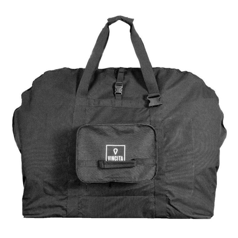 Vincita folding bike bag
