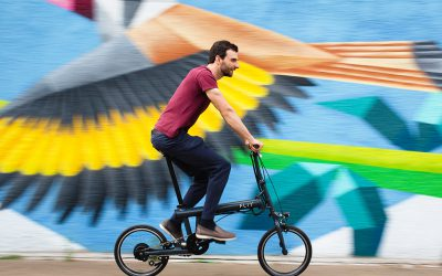 Five reasons you should start cycling to work in 2020